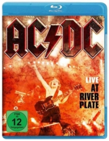 AC/DC: Live at River Plate, Blu-ray  BluRay