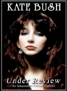 Kate Bush: Under Review, DVD  DVD