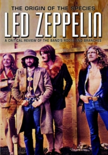 Led Zeppelin: The Origin of the Species - A Critical Review, DVD  DVD