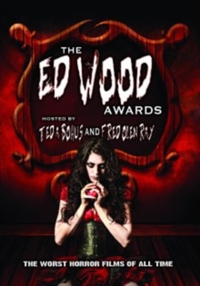 The Ed Wood Awards: The Worst Horror Movies Ever Made, DVD DVD