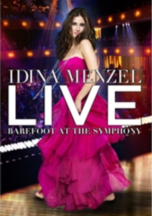 Idina Menzel: Live - Barefoot at the Symphony, DVD  DVD
