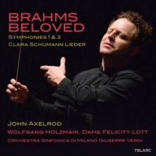 Brahms Beloved, CD / Album Cd
