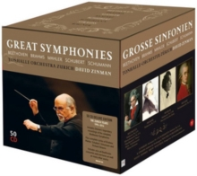 Great Symphonies: The Zurich Years 1995-2014 (Limited Deluxe Edition), CD / Box Set Cd