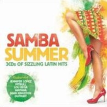 Samba Summer: Sizzling Latin Hits, CD / Album Cd