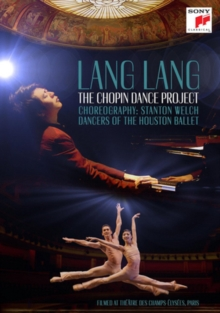 The Chopin Dance Project, DVD DVD