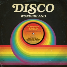 Disco Wonderland, CD / Album Cd