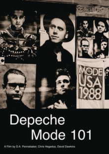 Depeche Mode: 101, DVD  DVD