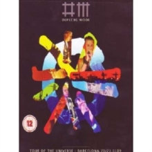 Depeche Mode: Tour of the Universe - Barcelona 20/21:11:09, DVD  DVD