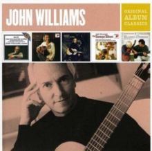 John Williams: Original Album Classics, CD / Box Set Cd
