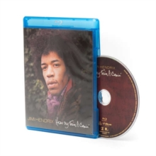 Jimi Hendrix: Hear My Train a Comin', Blu-ray  BluRay