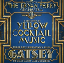 The Great Gatsby: The Jazz Recordings, CD / Album Cd