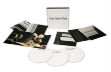 The Next Day Extra, CD / Album with DVD Cd