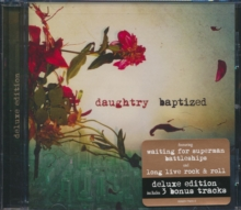 Baptized (Deluxe Edition), CD / Album Cd