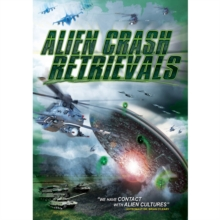 Alien Crash Retrievals, DVD DVD