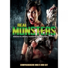 Real Monsters - Werewolves, Demons, Vampires and Sea Creatures, DVD DVD