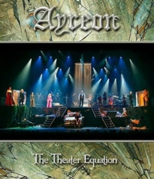 Ayreon: The Theater Equation, Blu-ray BluRay