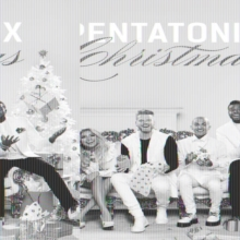 Pentatonix Christmas Album.A Pentatonix Christmas