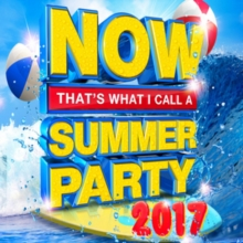 Now That's What I Call a Summer Party 2017, CD / Album Cd