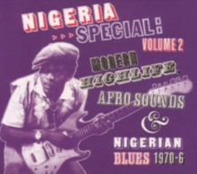 Nigeria Special: Modern Highlife, Afro-sounds and Nigerian Blues, CD / Album Cd