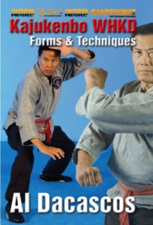 Kajukenbo: Forms and Techniques, DVD  DVD