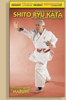 Shito Ryu Karate: Pinan Kata and Bunkai - Volume 2, DVD  DVD