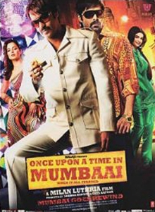 Once Upon a Time in Mumbaai, DVD  DVD