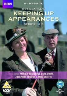 Keeping Up Appearances: Series 1 and 2, DVD  DVD
