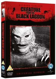 Creature from the Black Lagoon, DVD  DVD