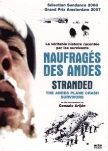 Stranded: The Andes Plane Crash Survivors, DVD  DVD