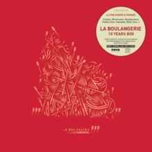 "La Boulangerie 10 Years Box, Vinyl / 12"" Album Box Set Vinyl"