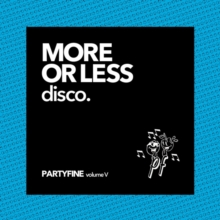 "More Or Less Disco, Vinyl / 12"" Album Vinyl"