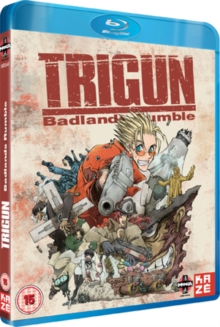 Trigun: Badlands Rumble, Blu-ray  BluRay