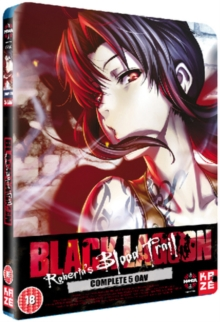 Black Lagoon: Roberta's Blood Trail, Blu-ray  BluRay