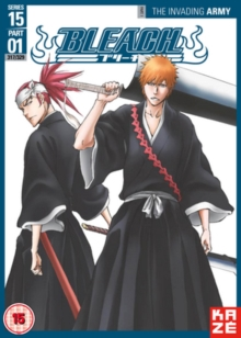 Bleach: Series 15 - Part 1, DVD  DVD