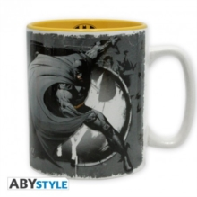 BATMAN LOGO MUG WITH BOX 460ML,  Book