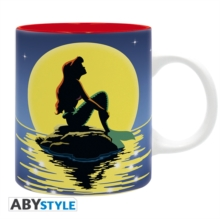 LITTLE MERMAID SUNSET MUG IN BOX 320ML,  Book