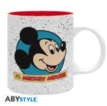 CLASSIC DISNEY MICKEY MOUSE MUG IN BOX 3,  Book