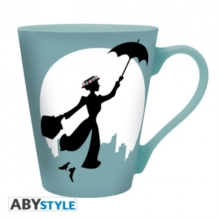 MARY POPPINS SILHOUETTE MUG IN BOX 340ML,  Book