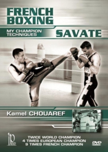 Savate Mes: Champion Techniques, DVD  DVD