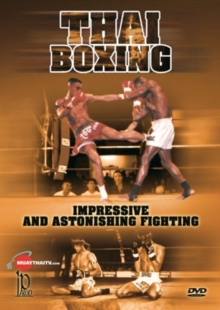 Thai Boxing: Breathtaking Fights - Volume 1, DVD  DVD
