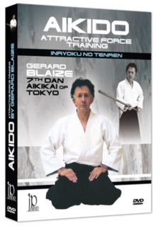 Aikido: Attractive Force Training, DVD  DVD