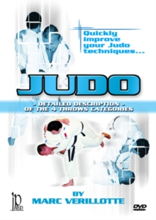 Judo: The 4 Throws Categories, DVD  DVD