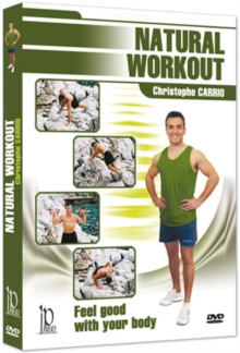 Natural Workout With Christophe Carrio, DVD  DVD