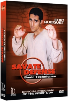 Savate: Defence - Basic Techniques, DVD  DVD