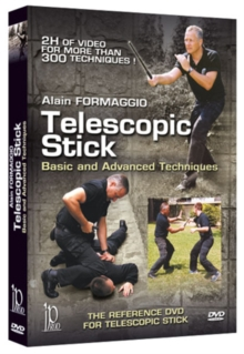 Telescopic Stick: Basic and Advanced Techniques, DVD  DVD