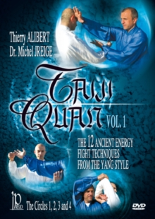 Taiji Quan: Volume 1 - The Ancient Yang Style Fighting Techniques, DVD  DVD
