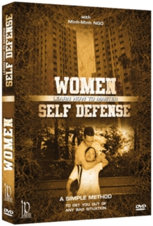Women: Learn How to Master Self Defense, DVD  DVD
