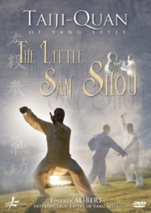 Taiji Quan: Yang Style - The Little San Shou, DVD  DVD