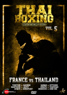 Thai Boxing: Breathtaking Fights - Volume 5, DVD  DVD