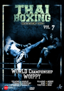 Thai Boxing: Breathtaking Fights - Volume 7, DVD  DVD